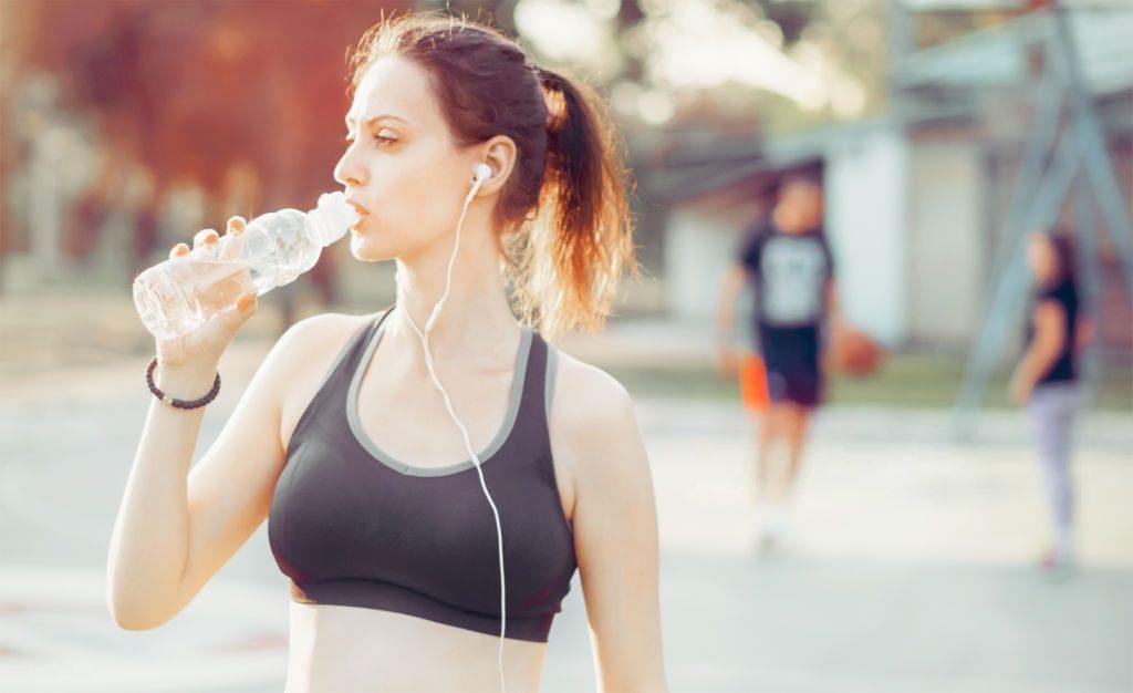 Saiba como identificar e tratar a desidratação