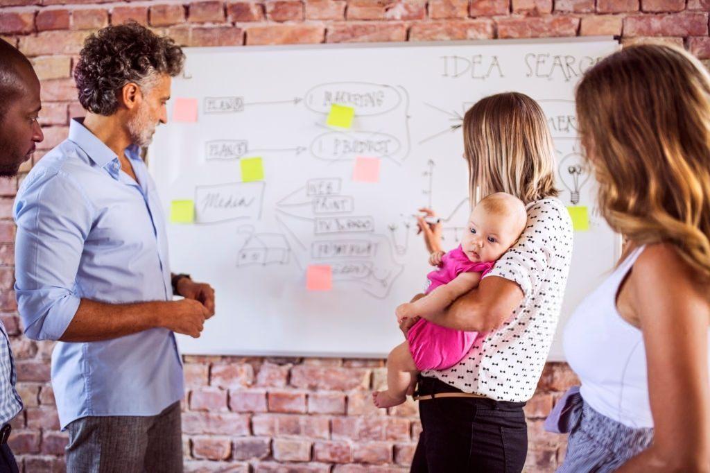Como unir a maternidade ao empreendedorismo?