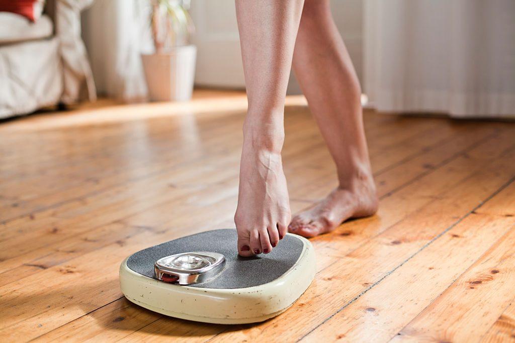 Na luta contra o excesso de peso