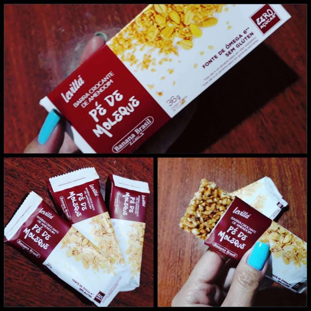 Testamos – Barra crocante de amendoim