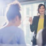 Pesquisa ilustra as forças da liderança feminina