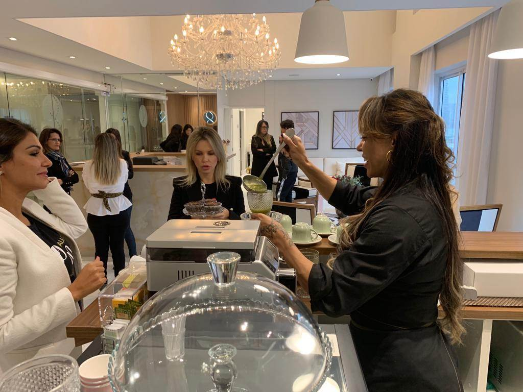 Chef fitness Patricia Mello cria opções de coffee break saudável para eventos
