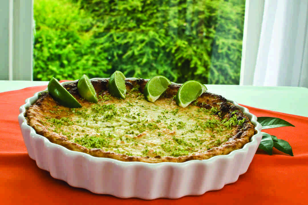 Receita de Cheesecake de Limão da Lapinha Spa para saborear uma sobremesa saudável e pouco calórica