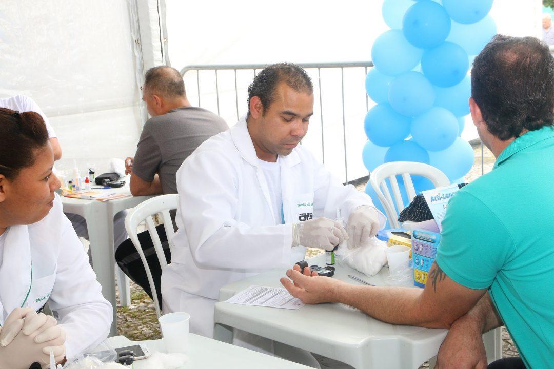Retinopatia diabética atinge 40% dos brasileiros
