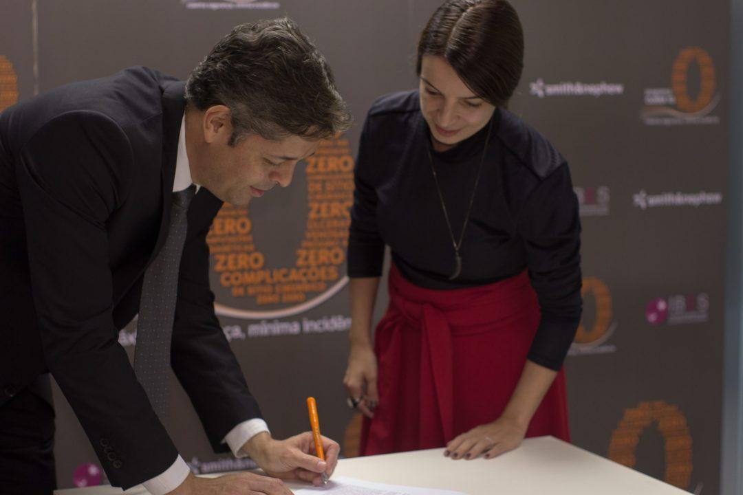 Closer to Zero: multinacional Inglesa lança no Brasil o primeiro programa para apoiar a redução de lesões por pressão