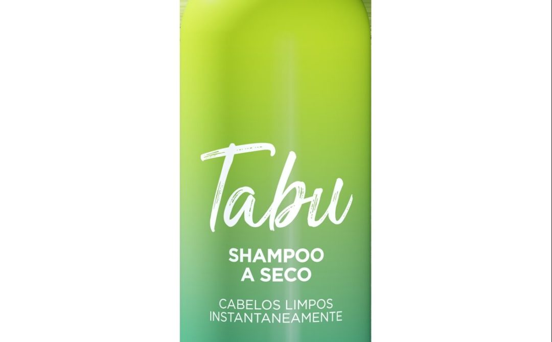 Shampoo a seco Tabu Collection