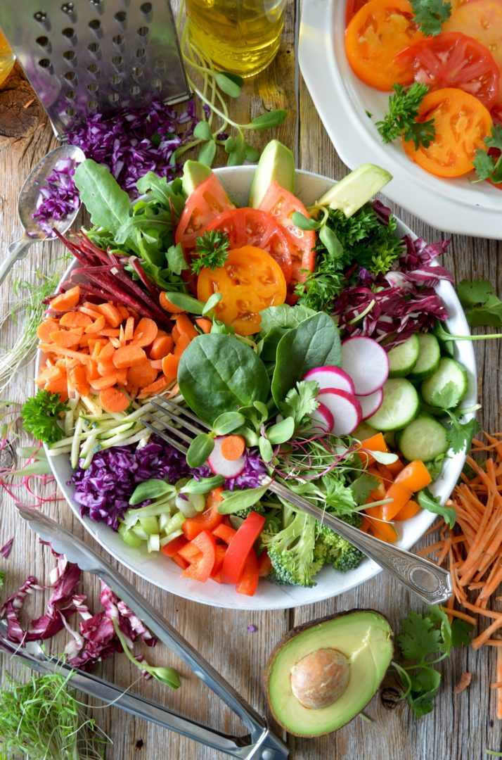 A importância de uma alimentação saudável e o poder dos alimentos na prevenção de doenças