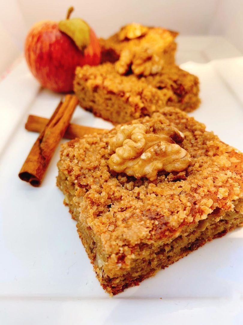 Herbal Nutrition traz receita de bolo que leva Chá de Maçã com Canela