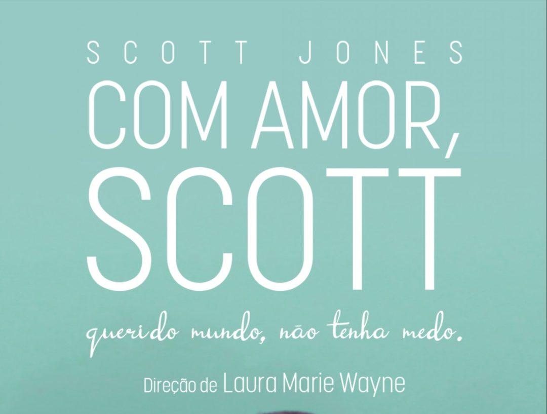 """'Com Amor, Scott' e 'A Mulher Invisível"""" estreiam nesta quinta no Cinema Virtual"""