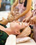 Renata de Abreu dá 8 dicas de beleza Yauvana Facial Yoga