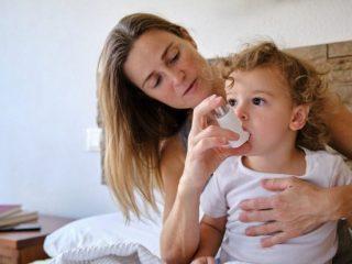 Asma surge até um ano de idade e cuidados devem ser redobrados especialmente no outono e no inverno