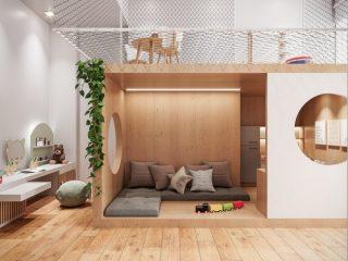 Em casa: o novo espaço para brincar