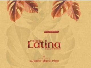 Evolução Latina – Evento especial para mulheres