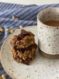 Receita Cookie de Abobrinha